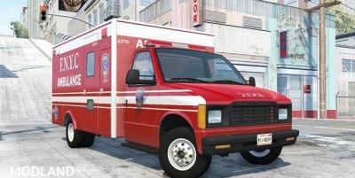 Gavril H-Series F.N.Y.C Ambulance [0.12.0]